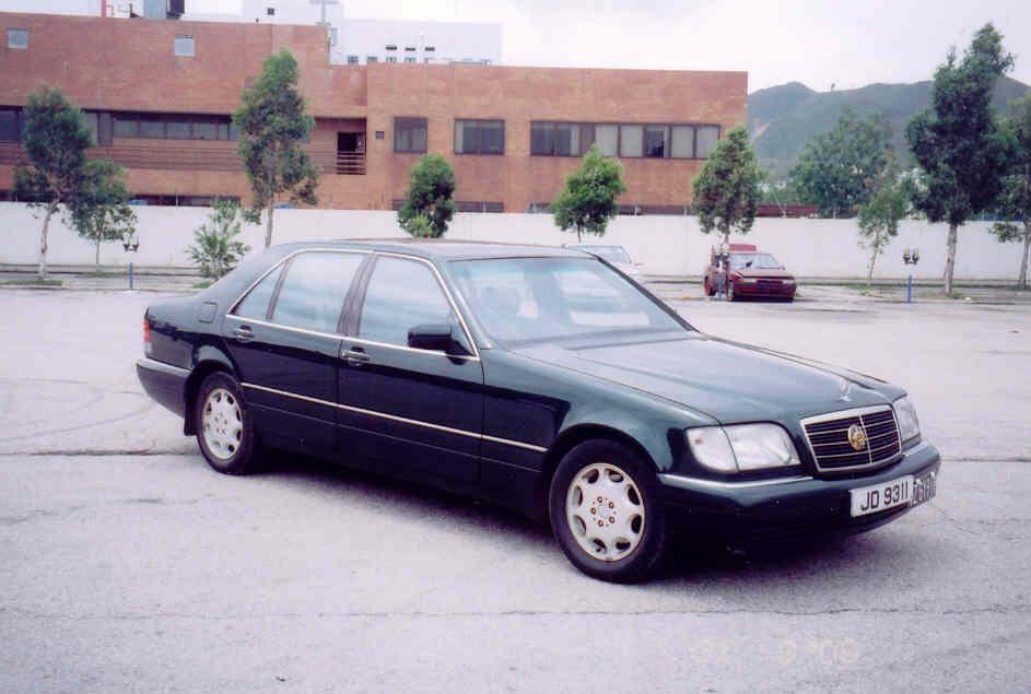 Benz  S320