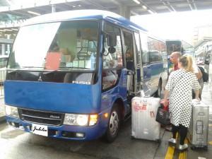 旅遊巴士_旅客服務