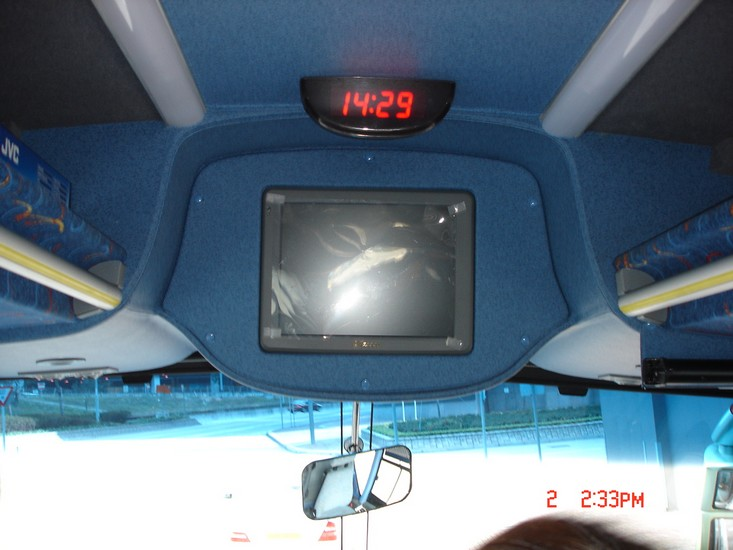 TV in Fleet