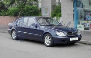 BENZ W220 (寶藍)