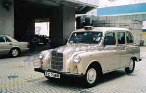 London Taxi (金色)