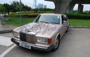 Modern-Rolls Royce (金色)